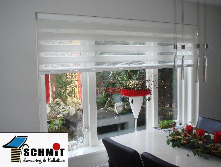 Schmit Zonwering & Rolluiken | Raamdecoratie